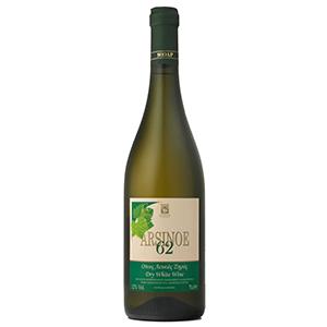 Arsinoe Λευκό Ξηρό Κρασί 750ML