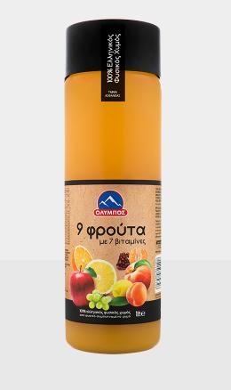 Olympos Juice 400ml - Cocktail