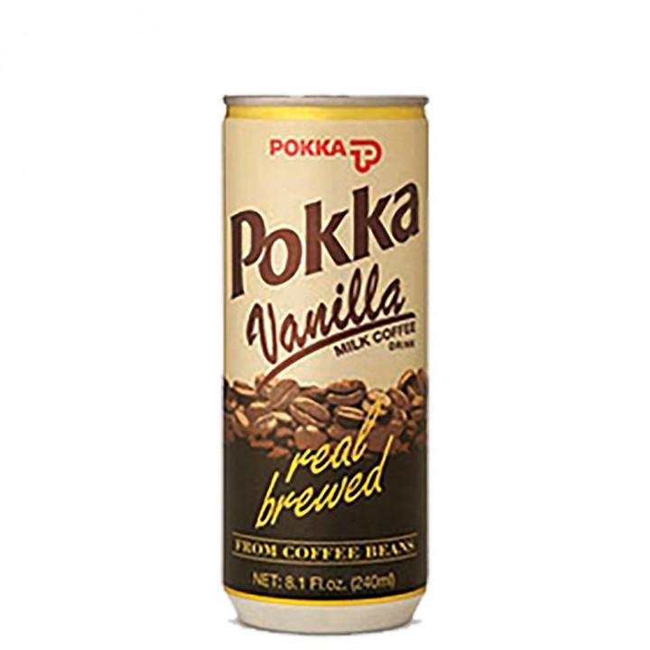 Pokka 240ml - Vanilla