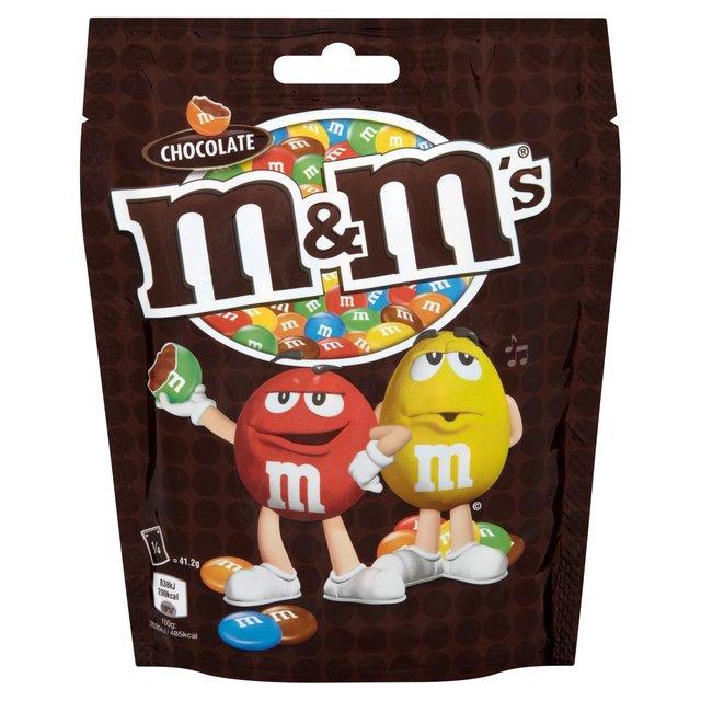 M&M Chocolate 300gr