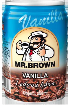Mr. Brown 240ml - Vanilla