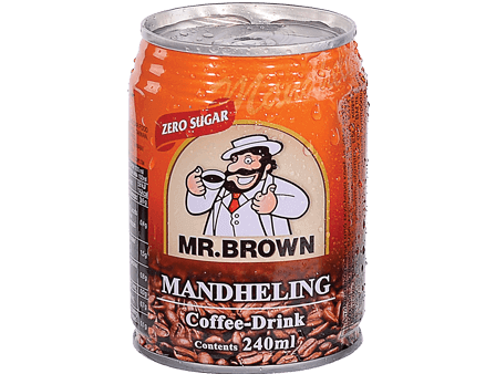 Mr. Brown 240ml - Madheling