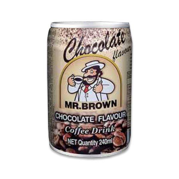 Mr. Brown 240ml - Chocolate