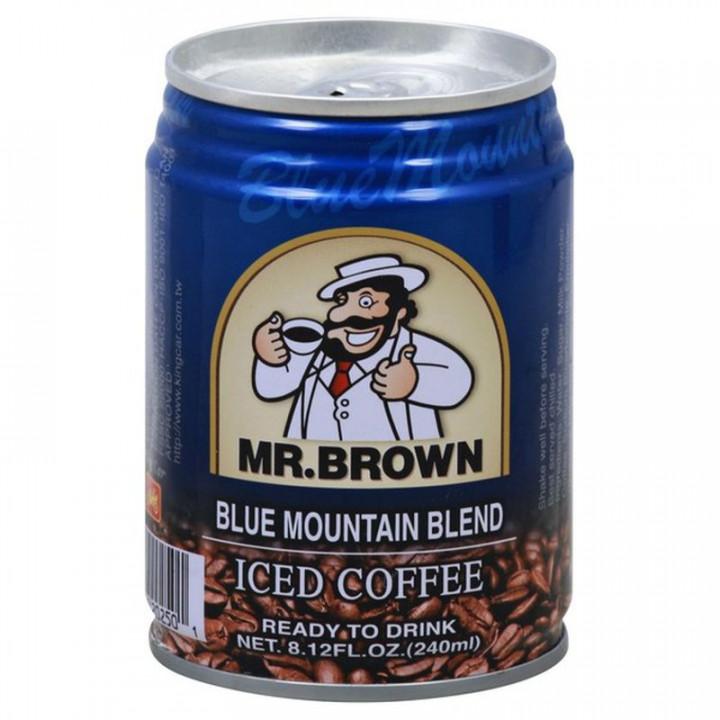 Mr. Brown 240ml - Blue Mountain