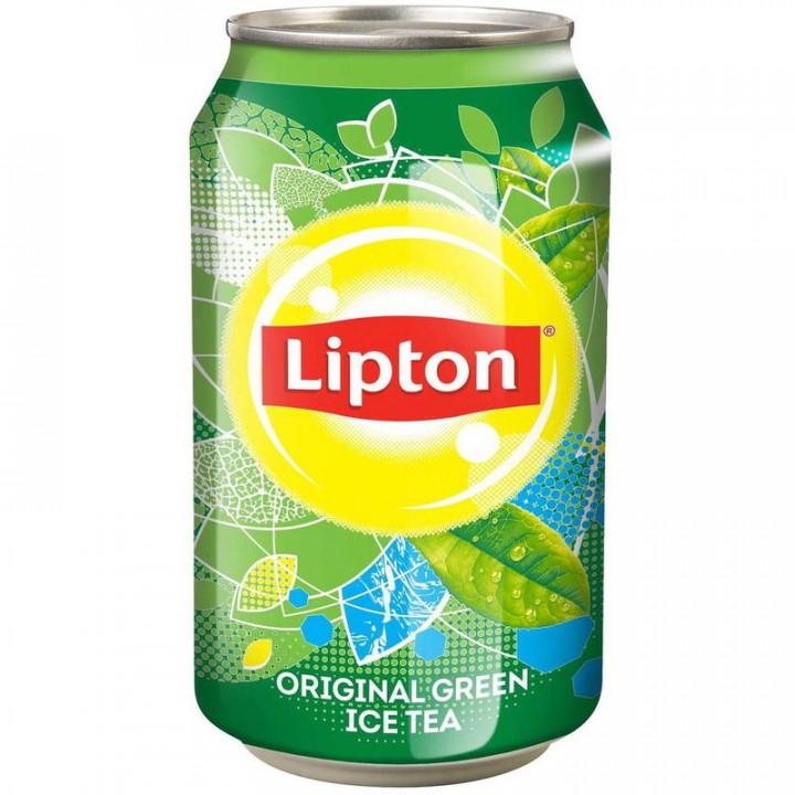 Lipton Ice Tea 330ml - Green Tea