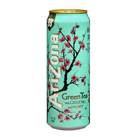 Arizona Ice Tea 330ml - Honey