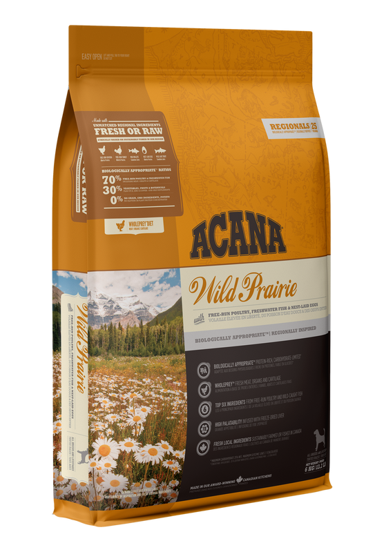 ACANA Regionals  Wild Prairie  (All Stages) 11.4kg