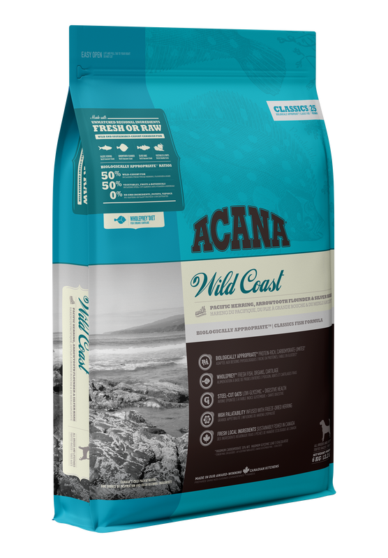 ACANA Classics  Wild Coast  (All Stages) 2kg
