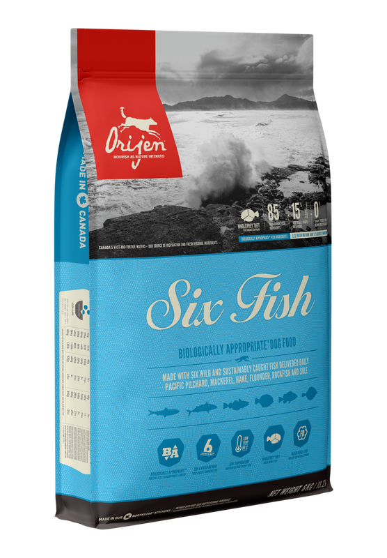 ORIJEN 6 Fish Dog  (All Stages) 2kg