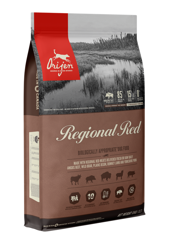 ORIJEN Regional Red  (All Stages) 340g