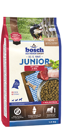BOSCH  Junior Lamb and Rice 3kg