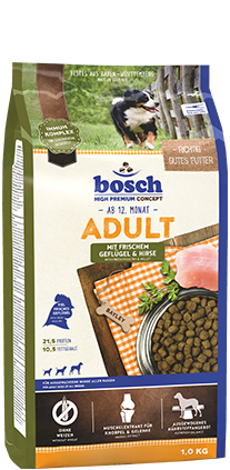 BOSCH  Adult Poultry and Millet 3kg