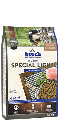BOSCH  Special Light 2.5kg