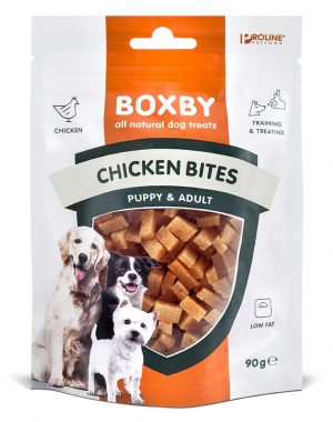PROLINE Boxby Chicken Bites 90g
