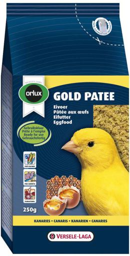 Gold Pate Yellow 250gr