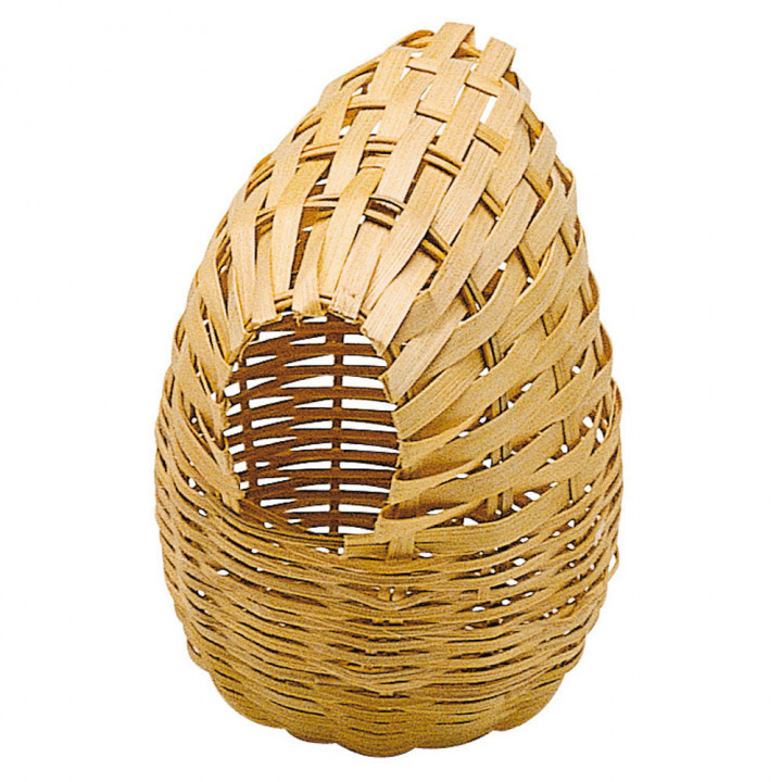 Wicker Nest For Carnaries Exotic And Small Birds