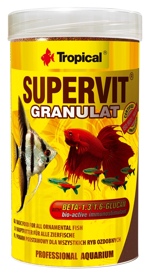 Tropical Supervit Basic Gran 250ml