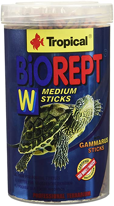 Tropical Biorept  Gamarus Medium Sticks 250ml