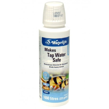 Waterlife Haloex Makes Tap Water Safe 100ml