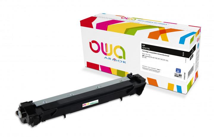 Owa Armor - HP 17A (CF217A) Compatible Laser Toner 1600pages Black toner Catridge