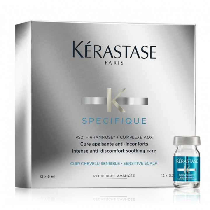 Kérastase - CURE APAISANTE INTENSIVE - 12*6 ML