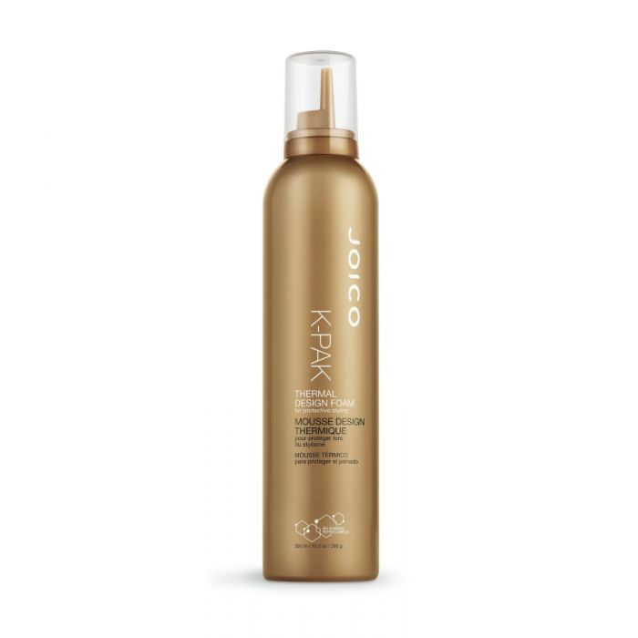 JOICO K-PAK THERMAL DESIGN FOAM  - 300ml