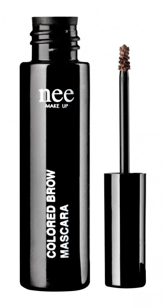 Nee colored brow mascara - Grey No. BM1