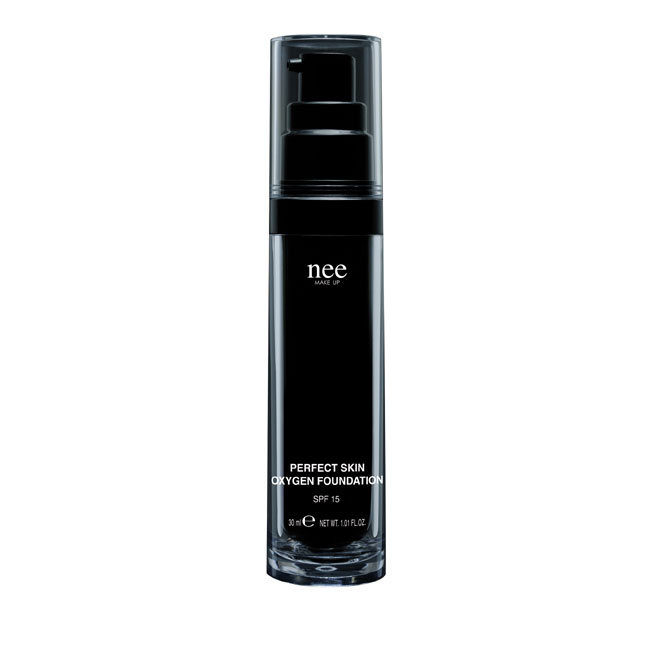 Nee perfect skin oxygen foundation - No.OX0 NO AST