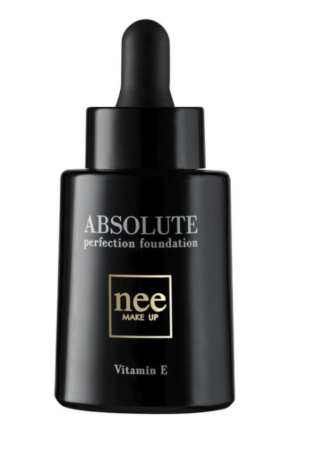 Nee absolute perfection foundation - Warm Beige No.W1