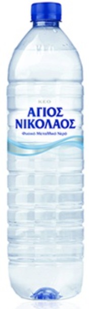 Agios Nicolaos Water 1.5Ltr
