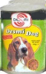 Desmi Dog Pate 400gr - Beef