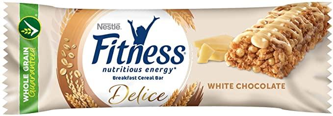 Nestle Fitness - White Chocolate 22.5gr