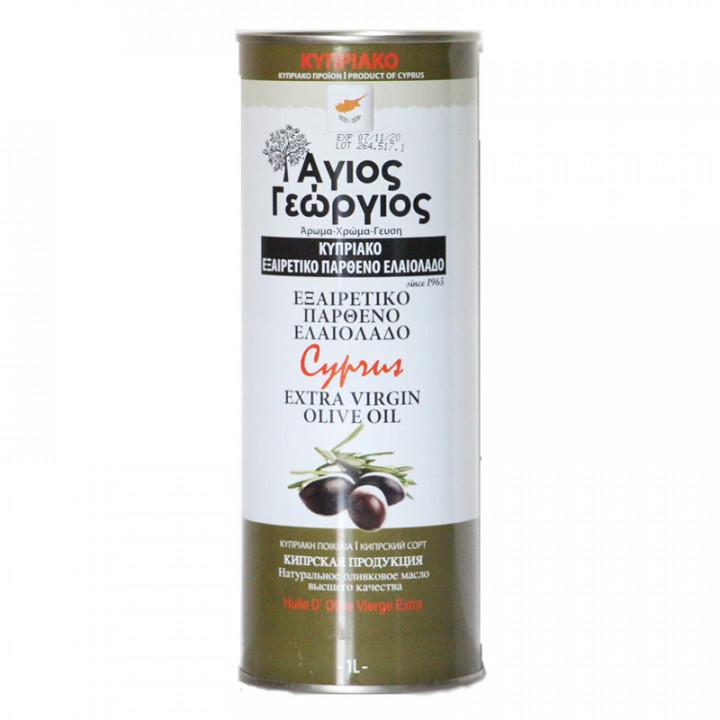 Κυπριακό Παρθένο Ελαιόλαδο Άγιος Γεώργιος