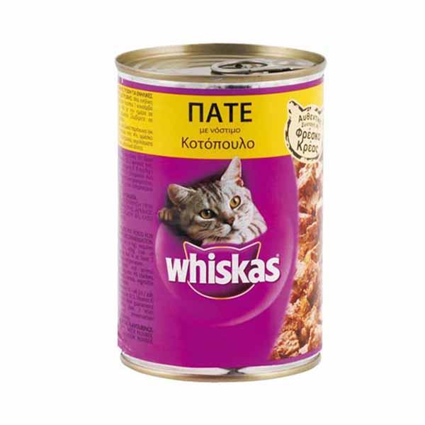 Whiskas 400gr - Chicken pate