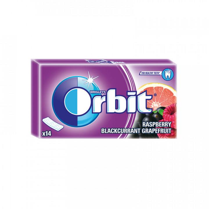 Orbit Raspberry x14
