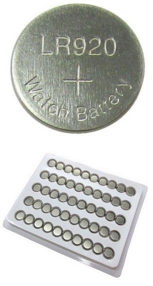 Batteries LR920
