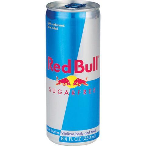 Red Bull 250ml - Sugar Free