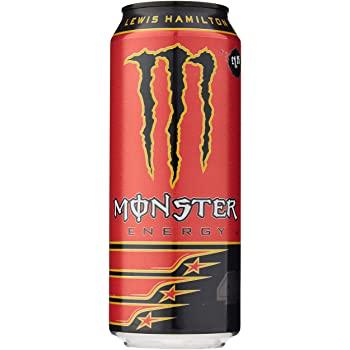 Monster 500ml - Energy Lewis Hamilton