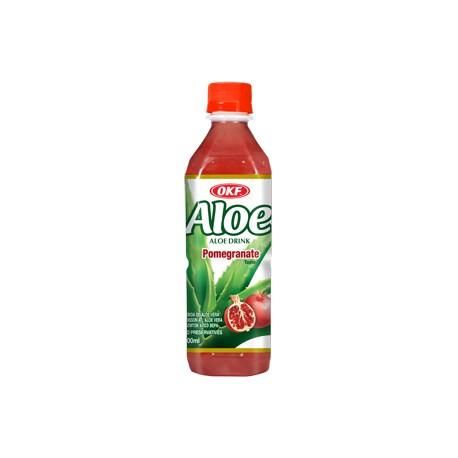 Aloe Vera 500ml - Pomegranate