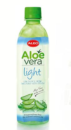 Aloe Vera 500ml - Light