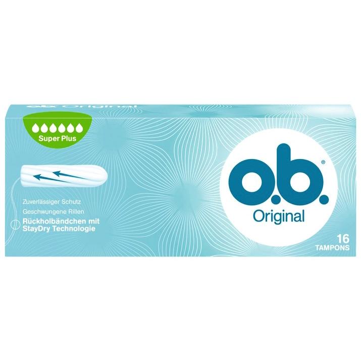 O.b. Original - Super Plus