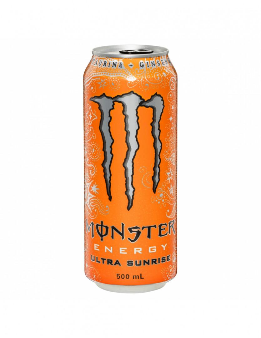 Monster 500ml - Ultra Sunrise