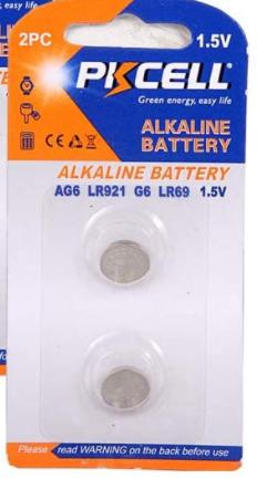Batteries LR69