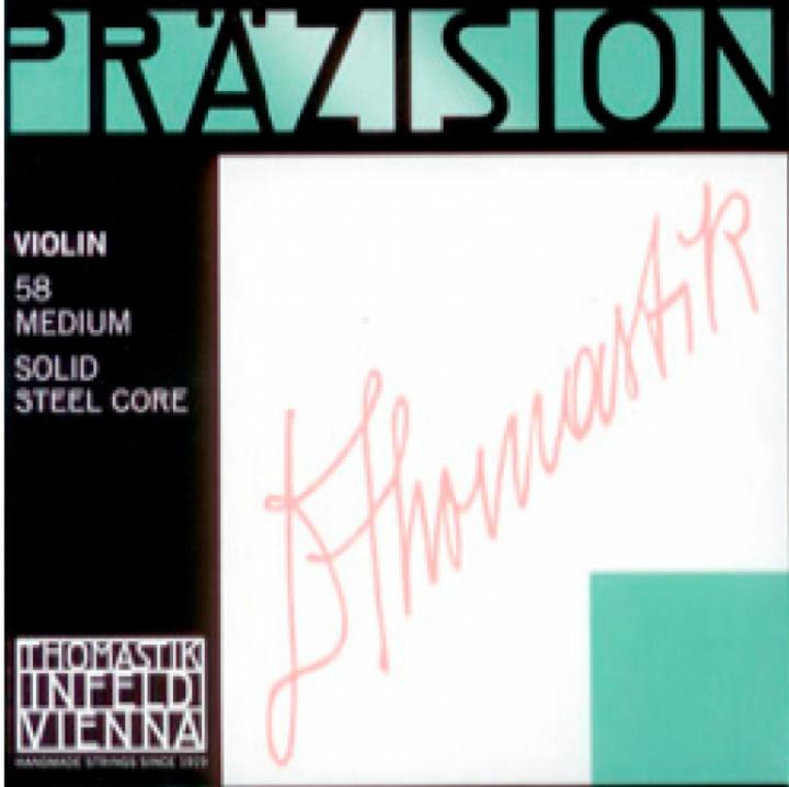 Thomastik Präzision Violin Strings Set - Medium Tension - Size 4/4