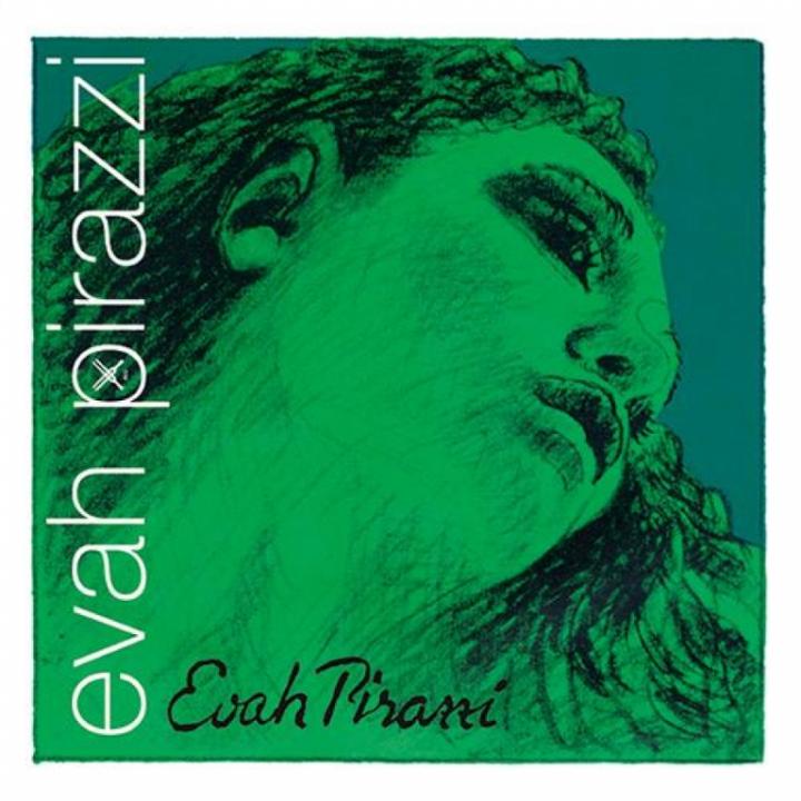 Pirastro Evah Pirazzi Violin Strings Set - Medium Tension - Size 4/4