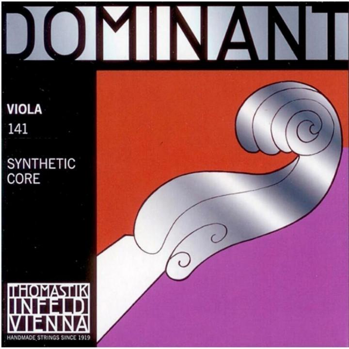 Thomastik Dominant Viola Strings Set - Medium Tension - Size 4/4
