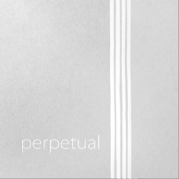 Pirastro Perpetual Violin Strings Set - Medium Tension - Size 4/4