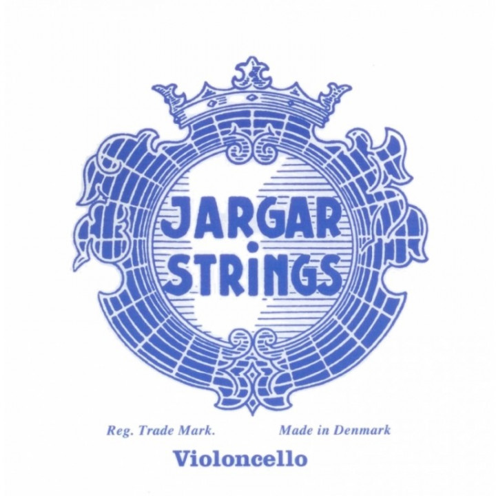 Jargar Cello Strings Set - Medium Tension - Size 4/4