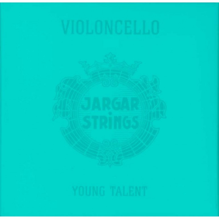 Jargar Young Talent Cello Strings Set - Medium Tension - Size 3/4