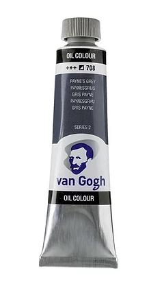 Van Gogh Oil Colour 40 ml Payne'S Grey 708